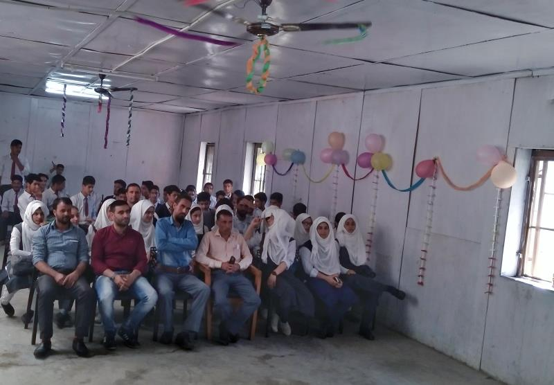 2018 Farewell Party for Outgoing Class